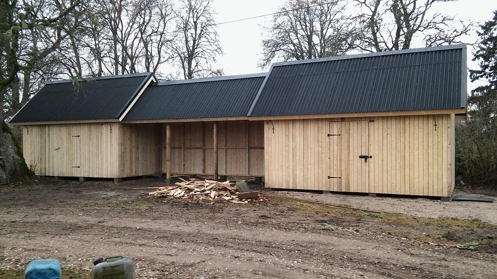 puukuuri-ehitamine